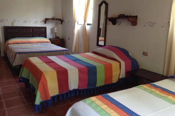 Hospedaje Casa los Manzanos - фото 6