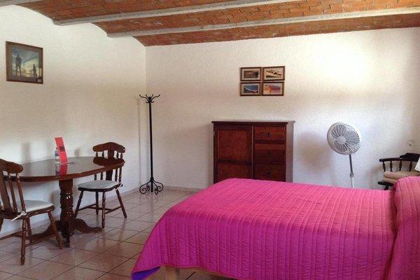 Hospedaje Casa los Manzanos - фото 8
