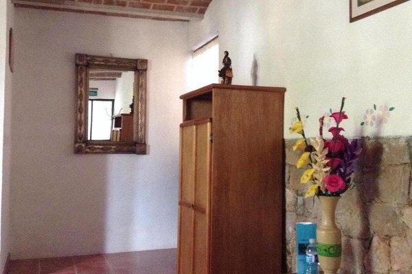 Hospedaje Casa los Manzanos - фото 9
