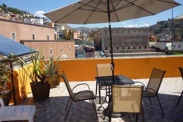 Hotel Murillo Plaza - фото 18