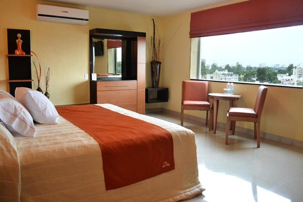 Hostalia Hotel Expo & Business Class - фото 50
