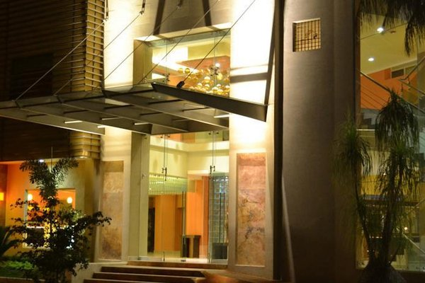 Hostalia Hotel Expo & Business Class - фото 15