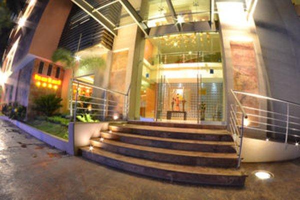 Hostalia Hotel Expo & Business Class - фото 21