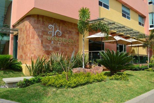 Hostalia Hotel Expo & Business Class - фото 22