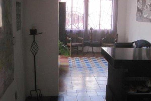 Mezcalito Blue Hostel - фото 12