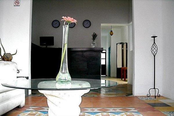 Mezcalito Blue Hostel - фото 4