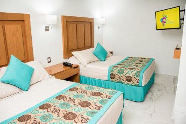 Hotel Posada Quinta Las Flores - фото 50