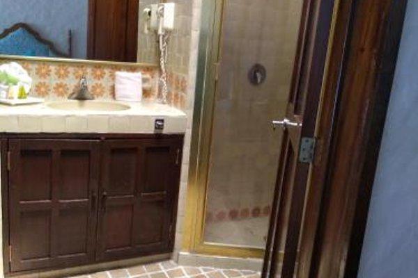 Hotel Posada Quinta Las Flores - фото 10