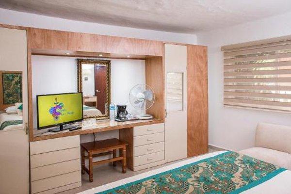 Hotel Posada Quinta Las Flores - фото 12