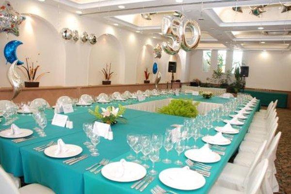 Hotel Posada Quinta Las Flores - фото 13