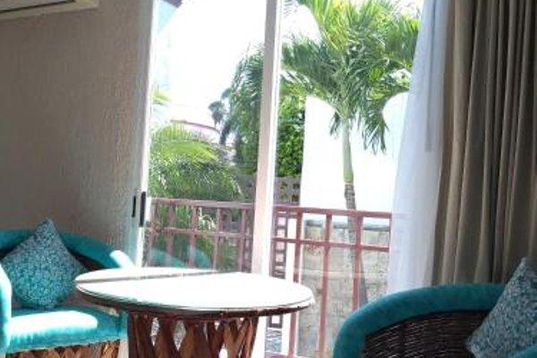 Hotel Posada Quinta Las Flores - фото 16