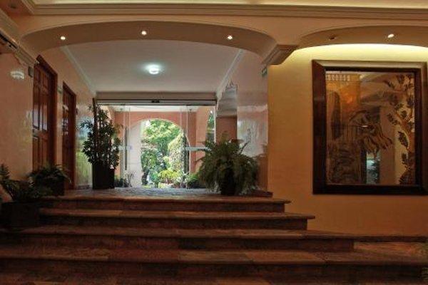 Hotel Posada Quinta Las Flores - фото 18