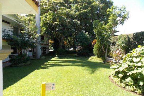 Hotel Posada Quinta Las Flores - фото 19