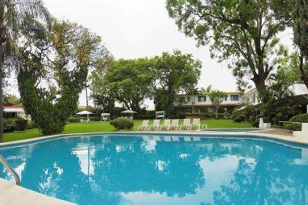 Hotel Posada Quinta Las Flores - фото 21