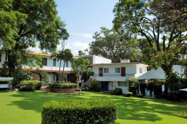 Hotel Posada Quinta Las Flores - фото 22