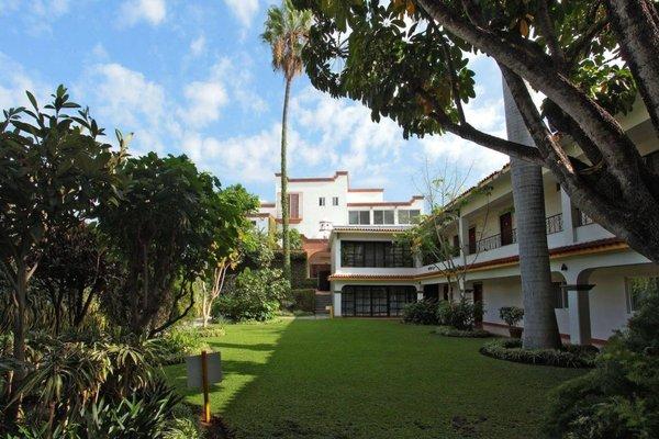 Hotel Posada Quinta Las Flores - фото 23