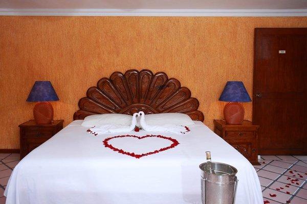 Hotel Posada Quinta Las Flores - фото 3