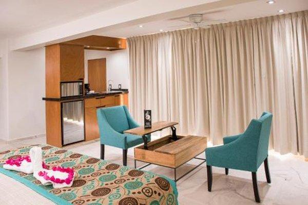 Hotel Posada Quinta Las Flores - фото 5