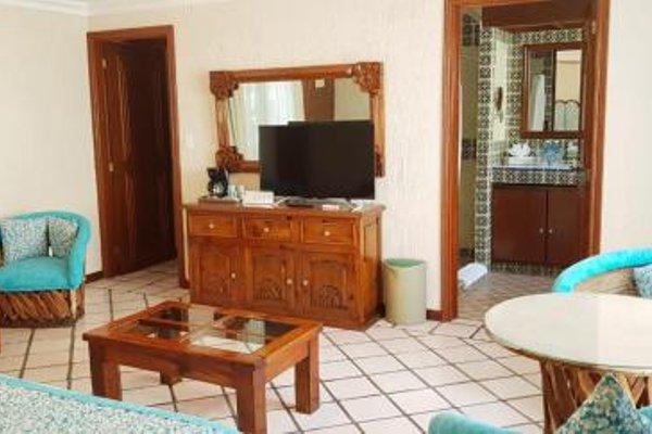 Hotel Posada Quinta Las Flores - фото 6