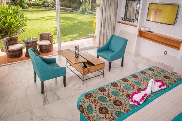 Hotel Posada Quinta Las Flores - фото 8