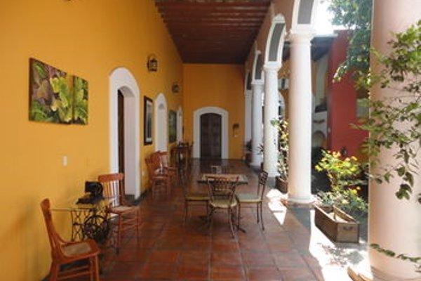Hotel Boutique Hacienda del Gobernador - 15