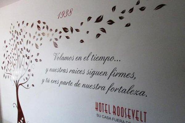 Hotel Roosevelt - фото 20