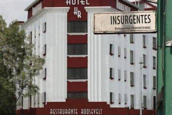 Hotel Roosevelt - фото 23