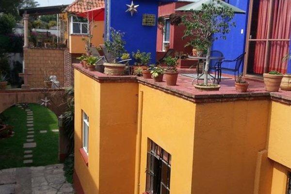 Maria Del Alma Guest House - фото 14