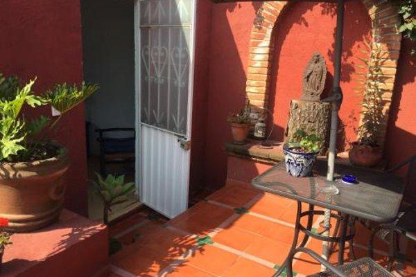 Maria Del Alma Guest House - фото 15