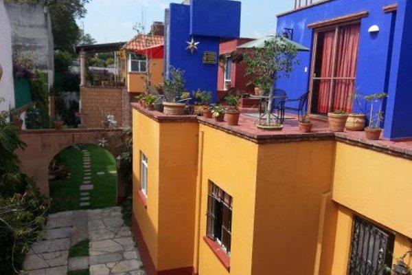 Maria Del Alma Guest House - фото 18