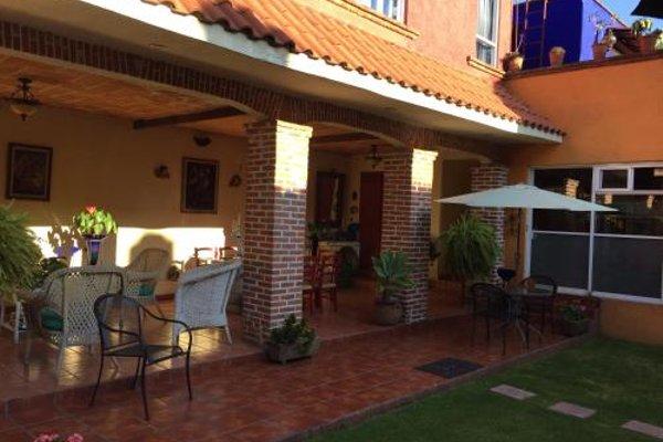 Maria Del Alma Guest House - фото 19
