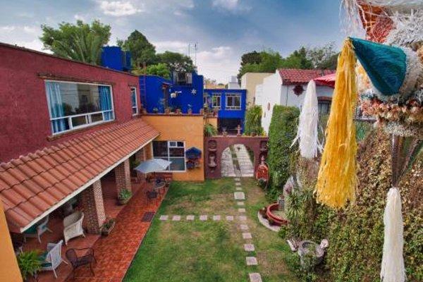 Maria Del Alma Guest House - фото 21