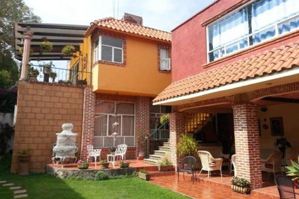 Maria Del Alma Guest House - фото 22