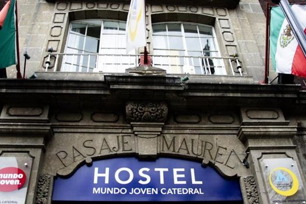 Hostel Mundo Joven Catedral - фото 18