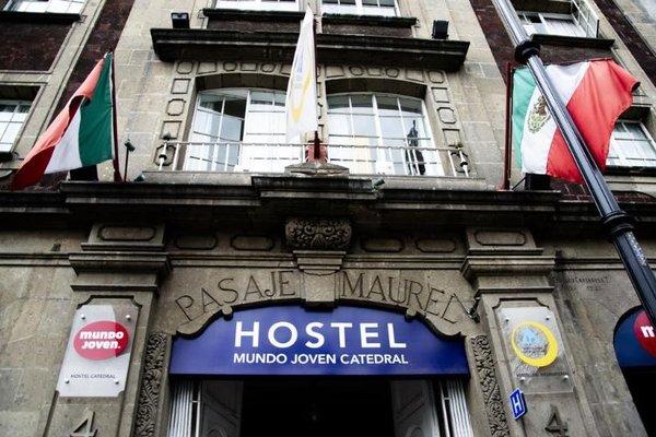 Hostel Mundo Joven Catedral - фото 19
