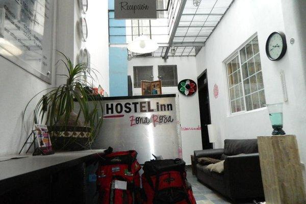 Hostel Inn Zona Rosa - фото 14
