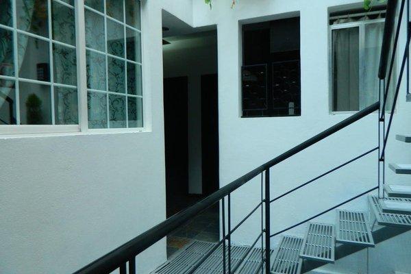 Hostel Inn Zona Rosa - фото 15