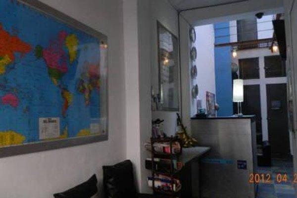 Hostel Inn Zona Rosa - фото 6