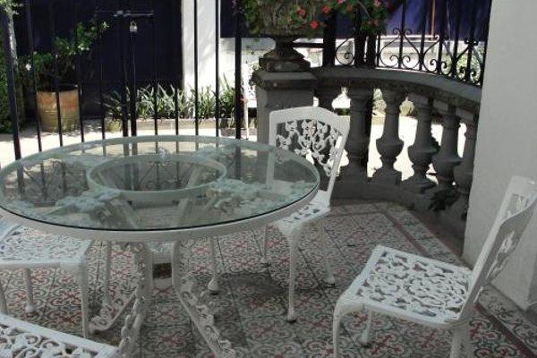 Hotel Casa Gonzalez - фото 15
