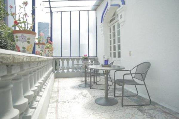 Hotel Casa Gonzalez - фото 18
