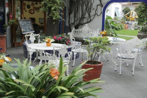Hotel Casa Gonzalez - фото 19