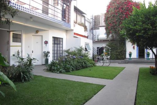 Hotel Casa Gonzalez - фото 21