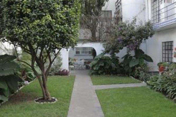 Hotel Casa Gonzalez - фото 22