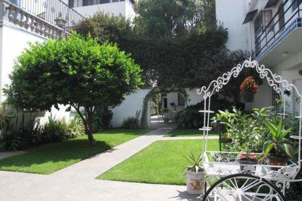 Hotel Casa Gonzalez - фото 23
