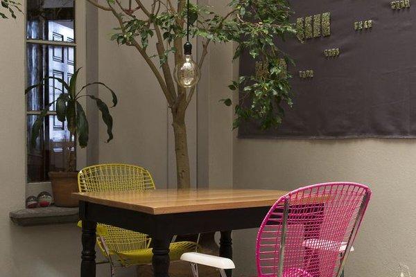 Экологически чистый отель типа «постель и завтрак» - фото 9