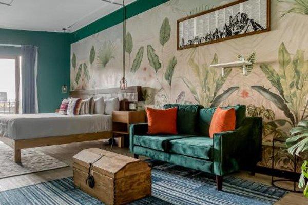 Hotel Virreyes - фото 11