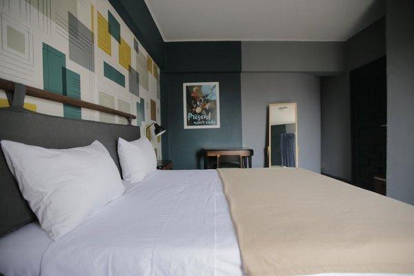 Hotel Virreyes - фото 4