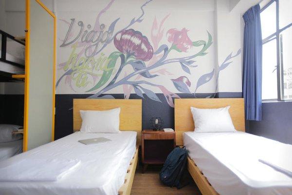 Hotel Virreyes - фото 7