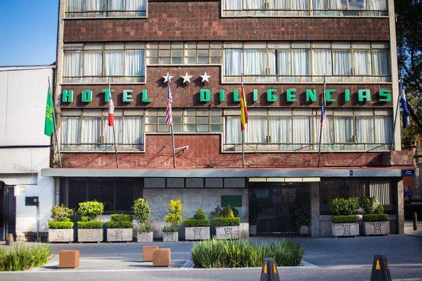 Hotel Diligencias - фото 22