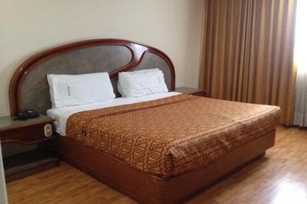 Hotel Faja de Oro - фото 6